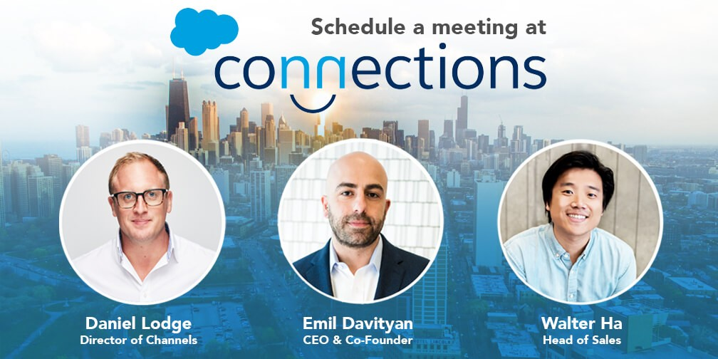 Meet with Bluedot at Connections – Chicago, June 12-14 - Featured Image