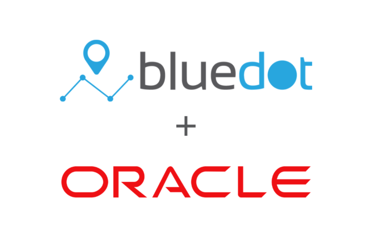 Bluedot Integrates with Oracle to Provide Location Data that Traditional Marketing Platforms Have Not Utilized Before - Featured Image
