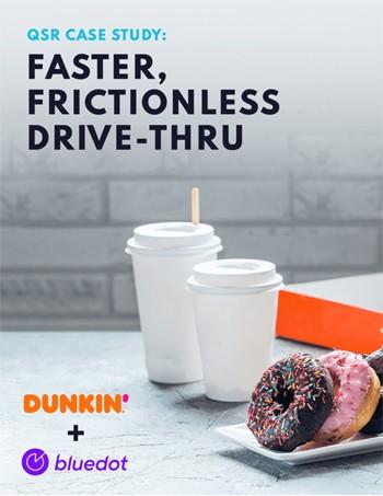QSR Drive-thru case study: Dunkin