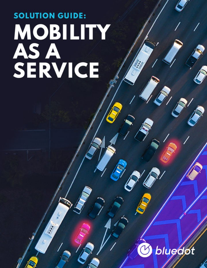Mobility-as-a-Service (MaaS) Solution Guide for apps