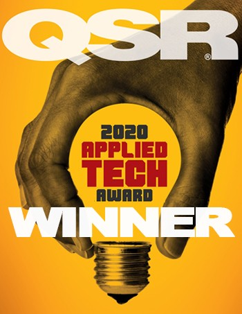 QSR Applied Tech Award Winner