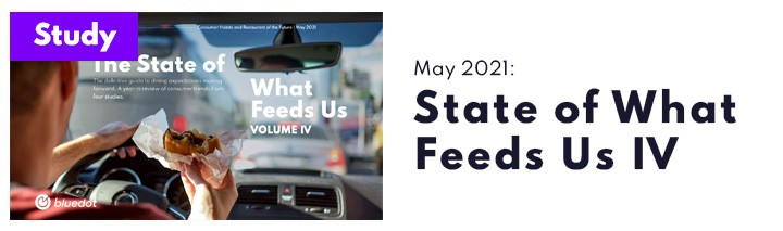 State of What Feeds Us 4: restaurant consumer trends report