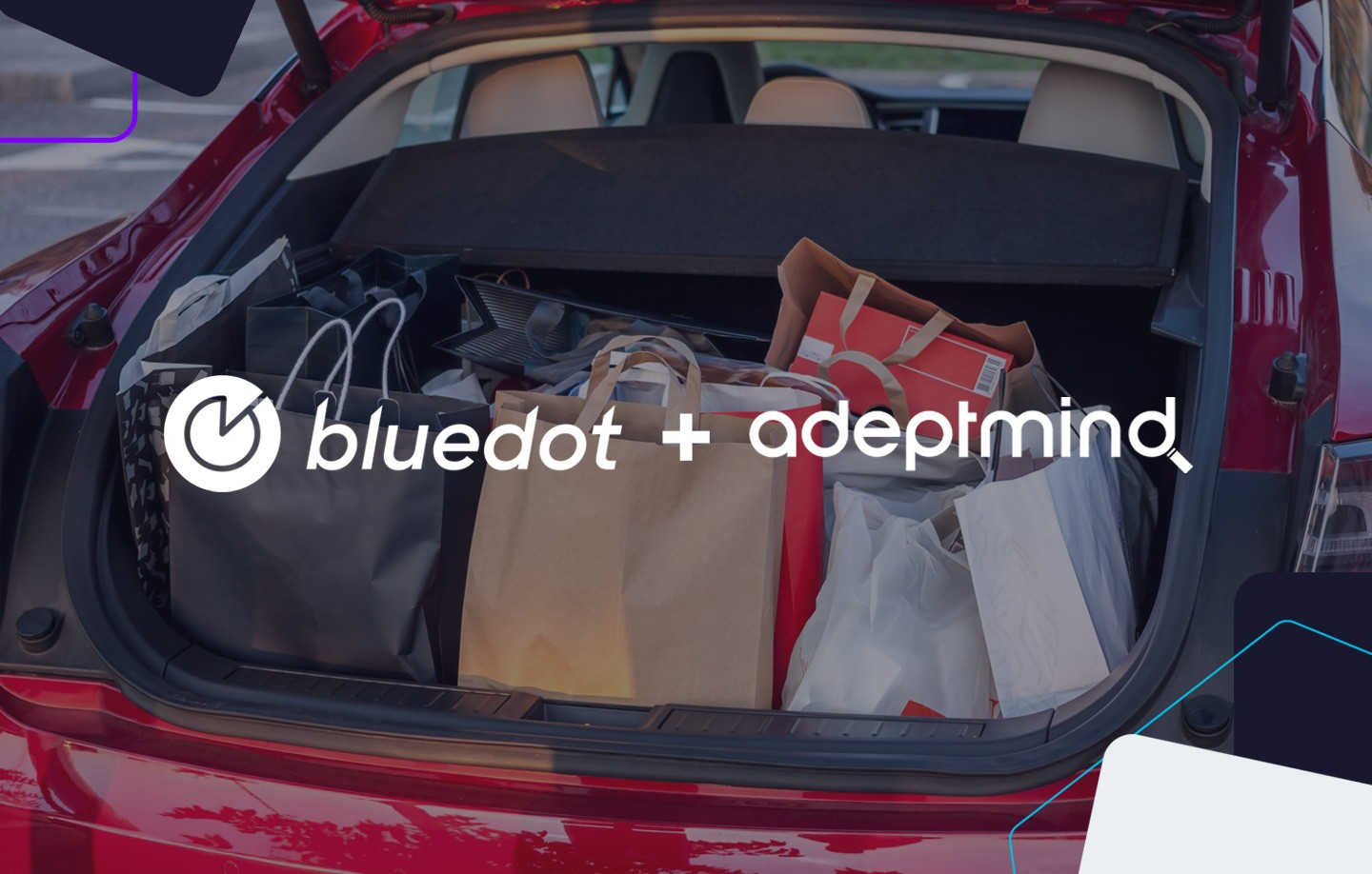 Bluedot & Adeptmind Redefine Mall Shopping and Transform Curbside Pickup Into a First Class Arrival Experience - Featured Image