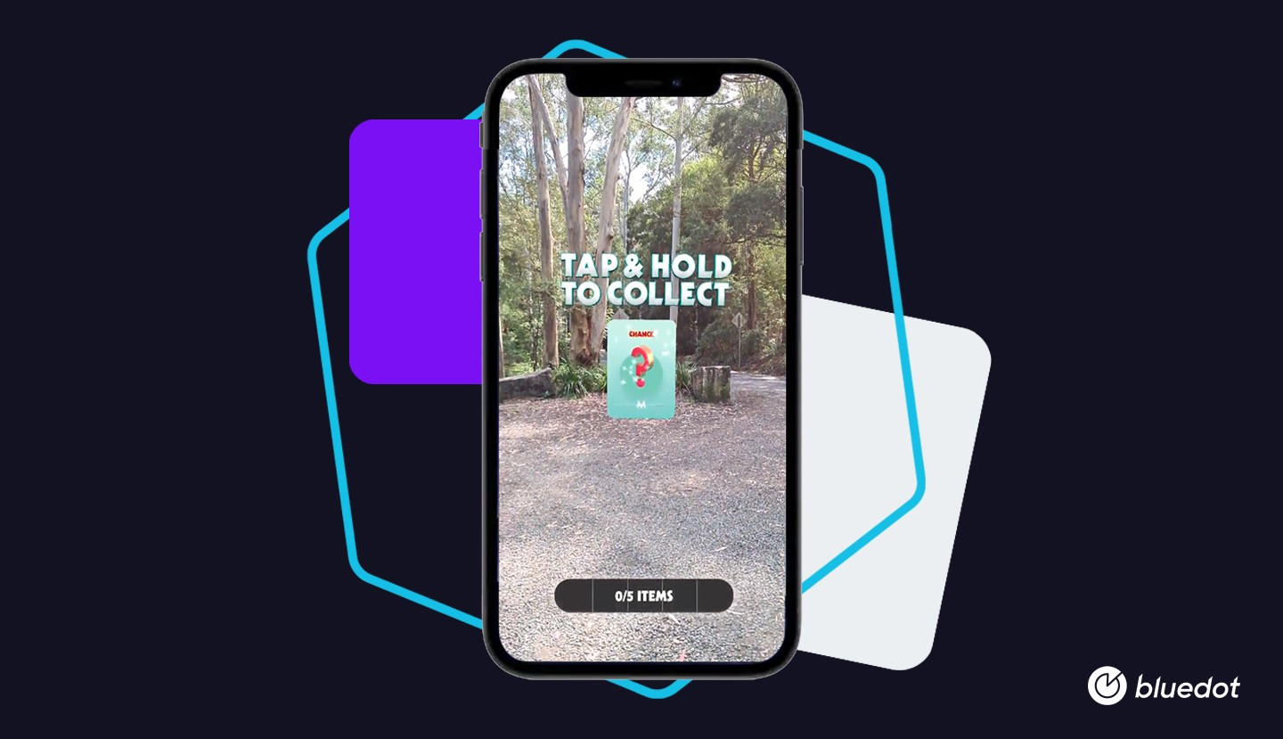 Bluedot Levels Up Location-Based Gamification for Augmented Reality (AR) - Featured Image